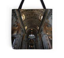 Interior of St Peter's Tote Bag