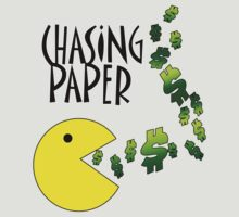 Chasing paper by Tiffany O'Brien