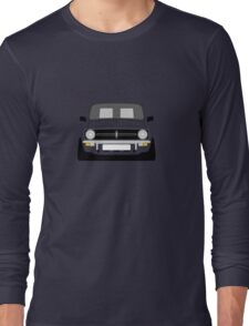 Classic Mini Clubman Estate Front Long Sleeve T-Shirt