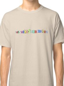 Totterdown Houses Classic T-Shirt