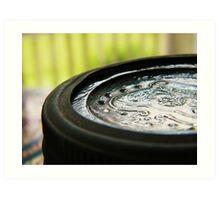 Jar Top (Petrolia Discovery) Art Print