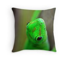 Energetic Nature Throw Pillow