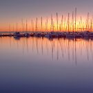 The Royal Geelong Yacht Club by Lynden