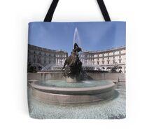 Piazza Della Repubblica Tote Bag