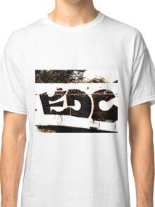 EDC Graffiti  Classic T-Shirt