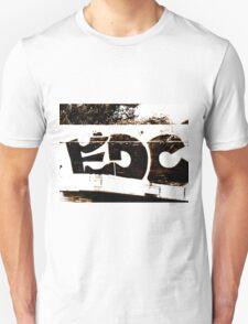 EDC Graffiti  T-Shirt