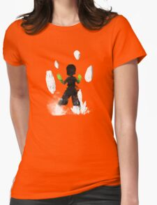 Get Bent :: Earth Womens Fitted T-Shirt