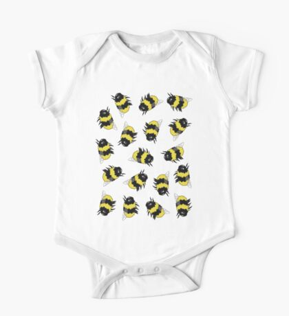 Bees! One Piece - Short Sleeve