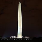Washington Monument by Chuck Chisler