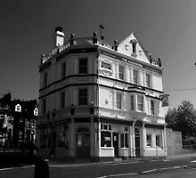 The Alexandra Hotel, Chatham by larry flewers