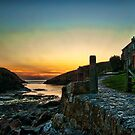 Port Quin by Simon Marsden