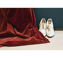 Dress & shoes Photographic Print