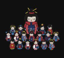 Kokeshi Dolls Kids Tee