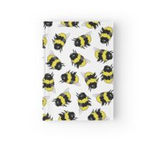 Bees! Hardcover Journal