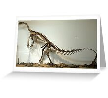 Special Riojasaurus Greeting Card