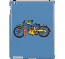 Indian Classic Bike iPad Case/Skin