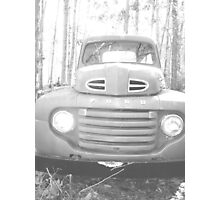 FORD TRUCK Photographic Print