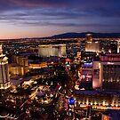 Las Vegas Strip by petitejardim