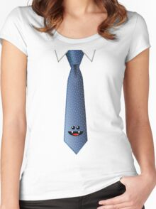 TIE 4 Women's Fitted Scoop T-Shirt
