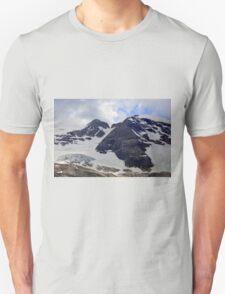 View of the Marmolada Glacier Unisex T-Shirt