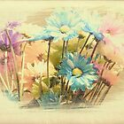 Birthday Flowers!!! by Dawn M. Becker