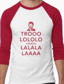 Trooolololo Men's Baseball ¾ T-Shirt