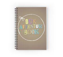 Adventure Book Spiral Notebook