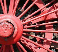 Wheel 1880 by Christopher Herrfurth
