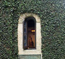Shrine Window by Irina Gallagher