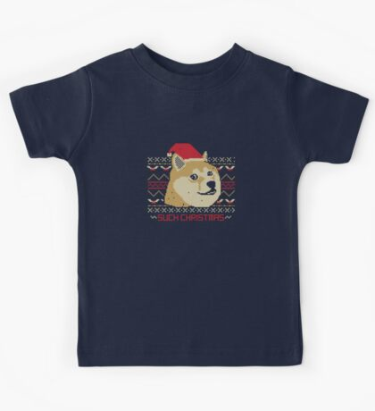 Such Christmas! Kids Tee