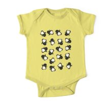 Penguins! One Piece - Short Sleeve