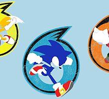 Team Sonic by Dimeji