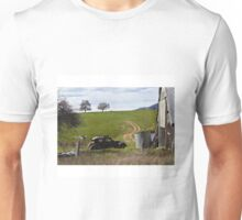 Old shed - Rover P3 Unisex T-Shirt