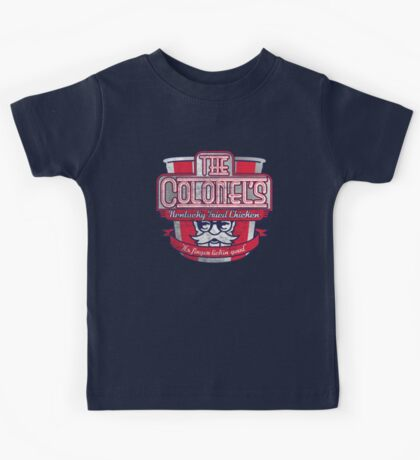 The Colonel's Kentucky Fried Chicken Kids Tee
