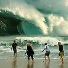 Tsunami!!! by violet777