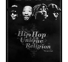 Hip Hop is the unique religion by alee7spain