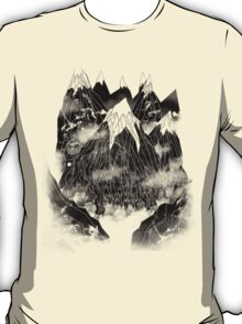 valley of the mountain goat  T-Shirt