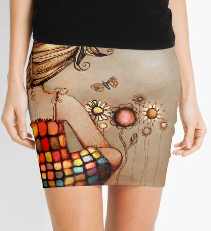 The Dream Maker Mini Skirt