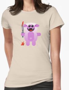 SHEEP 2 (Cute pet with a sharp knife!) T-Shirt