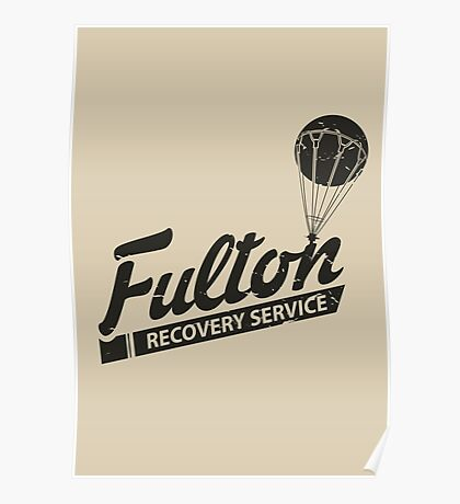 Fulton Recovery Service - Damaged Poster