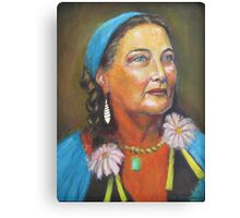 Mary Ann Canvas Print
