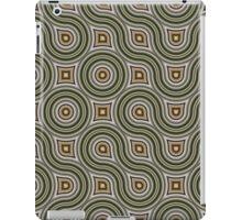 Round Truchets in CMR 01 iPad Case/Skin