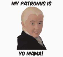 Malfoy - My Patronus Is Yo Mama Kids Clothes