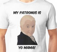 Malfoy - My Patronus Is Yo Mama Unisex T-Shirt