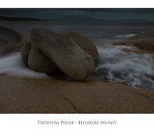 Ocean wave - Trousers Point - Flinders Island by FocusImagery