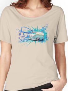 Splitty Script Women's Relaxed Fit T-Shirt