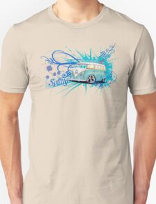 Splitty Script T-Shirt