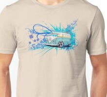 Splitty Script Unisex T-Shirt