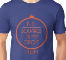NO SQUARE MIZZY Unisex T-Shirt