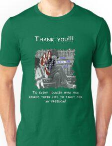 Homeless in America Unisex T-Shirt